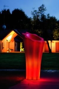 MARGHERITA tall - világító bútor Világító bútorok