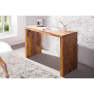 MAKASSAR tömör rózsafa konzolasztal/íróasztal Íróasztalok