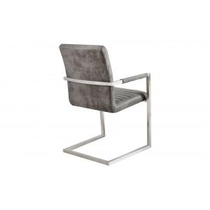 IMPERIAL II modern szék - antik szürke Karfával