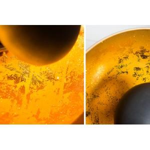 STUDIO asztali lámpa - fekete/arany Asztali lámpák