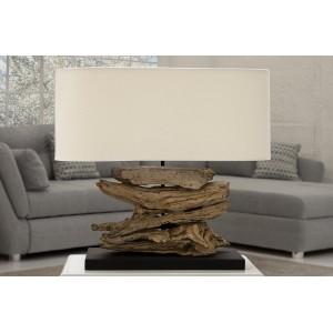RIVERINE - asztali lámpa - natur Asztali lámpák