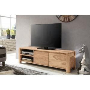 BOHA tömör akácfa TV állvány TV szekrények