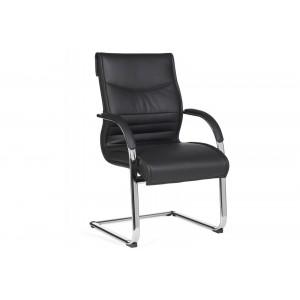 VISITOR tárgyalószék - fekete Irodai székek