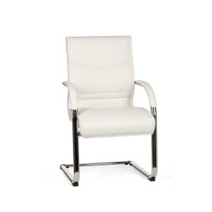 VISITOR tárgyalószék - fehér Irodai székek