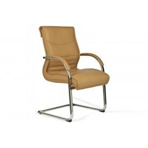 VISITOR tárgyalószék - karamell Irodai székek