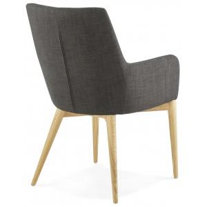 GUNAR design fotel - szürke Ülőbútor