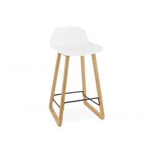 NORDSTAR design bárszék - fehér Kokoon Design KD