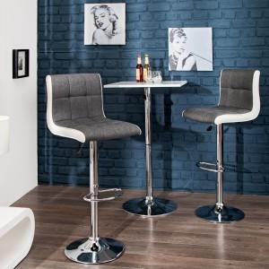 MODENA modern bárszék- szürke Ülőbútor