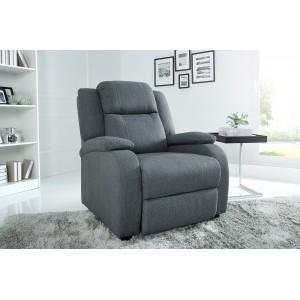 COMFY  kényelmi luxus fotel - szürke Ülőbútor