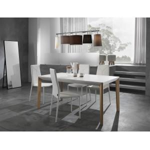 WARM bővíthető design étkezőasztal Étkezőasztalok