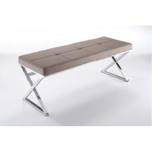 MAXIMA ülőpad - beige Ülőbútor