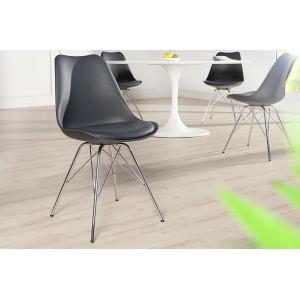 BIOS design szék - antracit Karfa nélkül