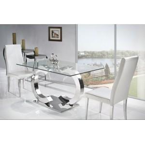 GLAMOUR design étkezőasztal - 150cm Étkezőasztalok