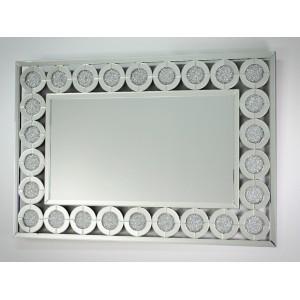 LEONORE modern tükör - 117cm Tükrök