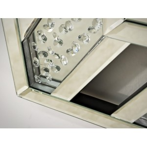 DAPHNE modern tükör - 116cm Tükrök