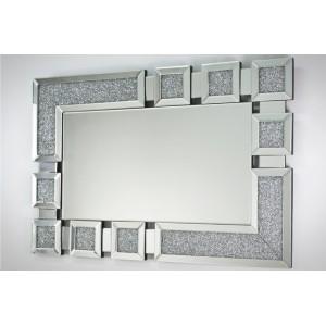 LOTUS modern tükör - 120cm Tükrök