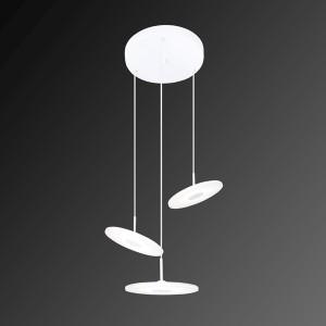 VINYL 3 modern LED design függőlámpa Függőlámpák