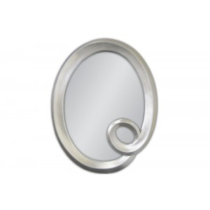 OLIVIA design ezüst tükör - 94cm Tükrök