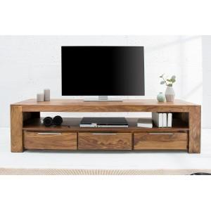 MAKASSAR III tömör rózsafa design TV szekrény TV szekrények